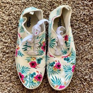 Tropical Sneakers